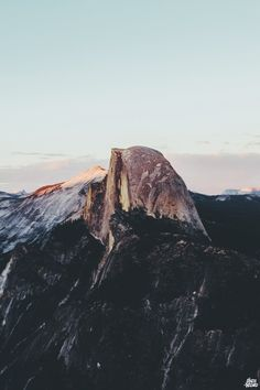 Half Dome.. My favorite rock in the world!! Spent most of my youth climbing, watching and loving this whole area!