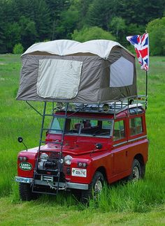 1965 Land Rover Series IIa 88