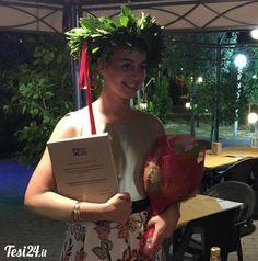 Congratulazioni Gaia!