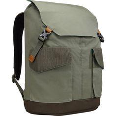 Case Logic LoDo Large Backpack (Green)