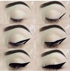 The Ultimate Eyeliner Tutorial @sophlolzz #glamoureal...