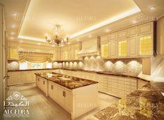 Kitchen Interior Design - Luxury Kitchen Designers algedra.ae