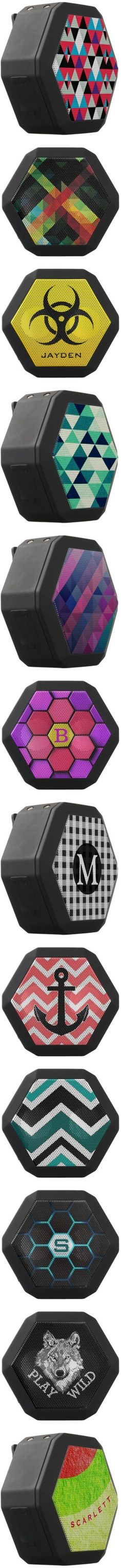 Boombot Rex Bluetooth Speaker by shabzdesigns on Polyvore featuring speaker