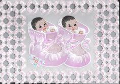 Twin birth congrats