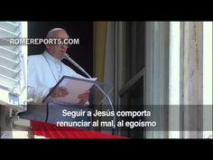 """http://www.romereports.com/palio/el-papa-en-el-angelus-la-fe-y-la-violencia-son-incompatibles-spanish-10827.html#.UhMx_5J7IVU El Papa en el Ángelus: """"La fe y la violencia son incompatibles"""""""