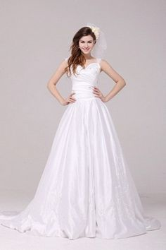 Lace-up Cap Sweetheart Satin White Wedding Dresses 2013 Wedding Dress 2013, Elegant Wedding Dress, White Wedding Dresses, Bridal Dresses, One Shoulder Wedding Dress, Bridesmaid Dresses, Quinceanera Dresses, Homecoming Dresses, Silhouette