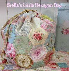 Stella\'s Little Hexagon Bag Kit