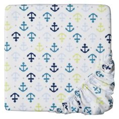 Circo® Whales n' Waves Fitted Crib Sheet LOVE nautical theme for a baby boy