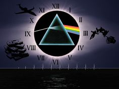 Dark Moon | Pink Floyd - Dark Side of the Moon Analysis
