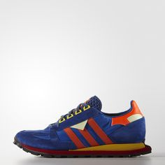 Sports shop for adidas shoes and sportswear: Originals, Running, Football & Training on the official adidas UK website. Cool Trainers, Sports Shops, Auto Racing, Race Cars, Men's Shoes, Sportswear, Adidas Sneakers, Glow, Football
