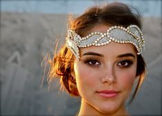 NO WAY I so want a headband like this