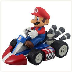 Buy Mario Kart Wireless Remote Control Car - Super Mario today at IWOOT. We have great prices on gifts, homeware and gadgets with FREE delivery available. Lego Super Mario, Super Mario Bros, Rc Remote, Remote Control Cars, Mario Kart, Nintendo, Rc Radio, Gadgets, Videogames