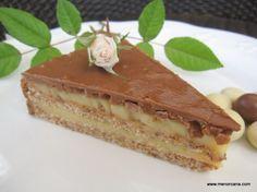 Tarta sueca de almendras Spanish Desserts, Just Desserts, Delicious Desserts, Sweet Recipes, Cake Recipes, Dessert Recipes, Daim Cake, Almond Flour Recipes, Cooking Cake