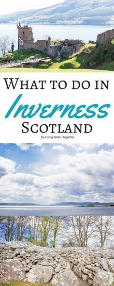 Planning a trip to Scotland? Check out some of the great things to do in the Inverness area and where to stay!
