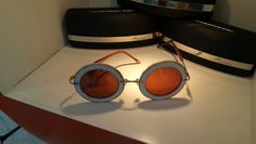 Hand made Wood sunglasses