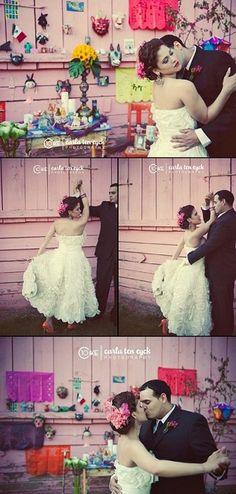 「メキシカン」がテーマのウェディングアイデアのご紹介♪ハッピー結婚式に!   ブログ   ウエディングプロデュースをする Brideal ブライディール