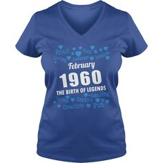 FEBRUARY 1960 the birth of legends Shirts, FEBRUARY 1960 Birthdays T-shirt, Born FEBRUARY 1960, FEBRUARY 1960 the birth of legends, 1960s Shirts, Born in FEBRUARY 1960 Birthdays, FEB 1960 Hoodie #gift #ideas #Popular #Everything #Videos #Shop #Animals #pets #Architecture #Art #Cars #motorcycles #Celebrities #DIY #crafts #Design #Education #Entertainment #Food #drink #Gardening #Geek #Hair #beauty #Health #fitness #History #Holidays #events #Home decor #Humor #Illustrations #posters #Kids…