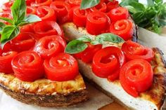 Cheesecake With Sweet Pepper Recipe