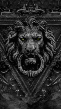 Science Discover black lion door knocker / color inspiration / black and white / monochromatic / texture / pattern / nature / art / Lion Door Knocker Door Knockers Door Knobs Door Handles Lion Noir Black Lion Monochrom Shades Of Black Narnia Dark Wallpaper, Iphone Wallpaper, Lion Noir, Sculptures, Lion Sculpture, Mythology Tattoos, Black Lion, Lion Art, Tatoo Art