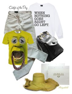 """""""Dagen antrekk / Today's Outfit"""" by ragnh-mjos ❤ liked on Polyvore"""