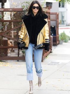 """4 """"Obscure"""" Ankle Boot Trends Celebs Are Loving Now via @WhoWhatWear"""