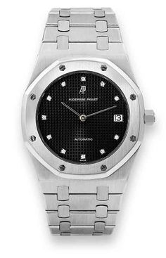 www.watchtime.com | blog  | Fratello Friday: 5 Watches With Diamonds That Men Can Actually Wear | AP Royal Oak 5402B 500