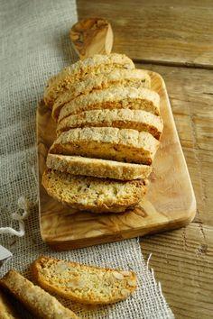 Vanilla Hazelnut Biscotti from @Patty Markison Markison Markison Markison Price / Patty's Food