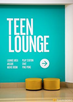 Teen lounge - vapautta nuorisolle ja omaa aikaa vanhemmille  | Tjäreborg - Holiday is where the Heart is! | www.tjareborg.fi