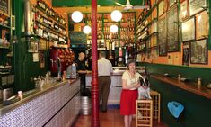 Top 10 tapas bars in Madrid