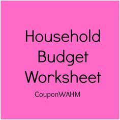 Budget Template – 41  Free Word, Excel, PDF Format Download ...