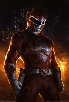 I want to see a serious power ranger movie. It would be epic!
