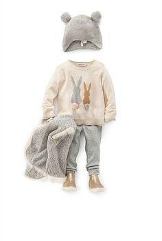 Bunnies Knit