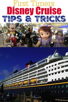 First Timers Disney Cruise Tips and Tricks