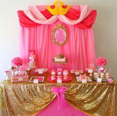 Sleeping Beauty Party Disney Princess Party par KROWNKREATIONS