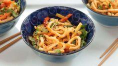 Shanghai Noodle Salad Allrecipes.com