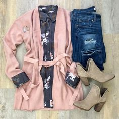 202d25331d  Blush     Love pairing new finds like this pretty floral blouse with older