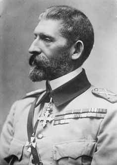 King Ferdinand of Romania