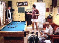 (The Doll) - KRAMER: Now this is remarkable. I'm lounging, and yet, my pants remain perfectly creased.