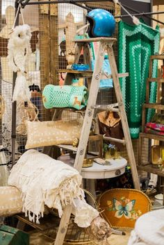 March offers two chances to shop this gathering of vintage and handmade vendors in Salt Lake City and Denver. And in June, the market is heading to Laurel, Mississippi for the first time—with special guests Erin and Ben of HGTV's Home Town! (March 3 & 4, 2017 in Salt Lake City; March 31 & April 1, 2017 in Denver; June 9 & 10 in Laurel, Mississippi; July 2 in Montana; August 25-26, 2017 in Kansas City;thevintagewhitesmarket.com)