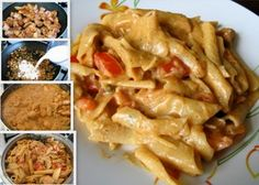 Creole Chicken Pasta