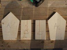 Bygg Moseplassens fuglekasse! Med arbeidstegninger og forklaring | Moseplassen Arts And Crafts, Texture, Wood, Garden, Kids, Surface Finish, Young Children, Garten, Children