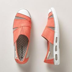 fe89952743 BOARDWALK SNEAKERS - Breezy mesh cutouts and a vented sole make these  cheerful