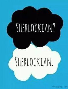 Sherlockian? Sherlockian