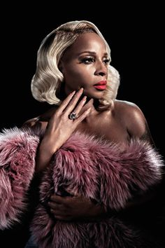 ef73dea8923 Mary J. Blige on  Mudbound  and Her Oscar Nominations Mama Mary