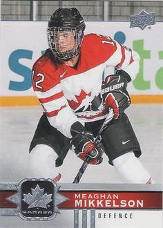 Womens hockey cards for sale at discount prices Women's Hockey, Hockey Cards, Baseball Cards, Captain America, Superhero, Sports, Fictional Characters, Hs Sports, Capitan America