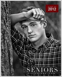 black and white outdoor senior photography murfreesboro tn