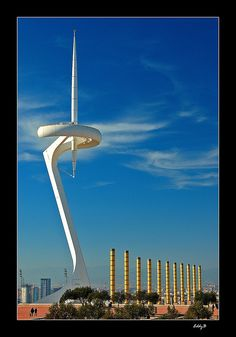 Torre de Calatrava - Calatrava's tower | Flickr - Photo Sharing!