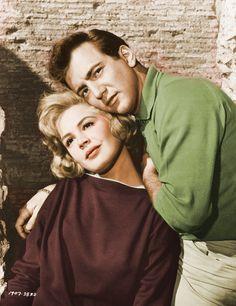 Sandra Dee & Bobby Darin, (1961)