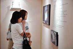 하나님의교회(안상홍님)'우리 어머니' 글과 사진전은 2013년 6월 서울강남 하나님의교회에서 처음 개최됐고 시민들의 전국 확대 재 전시 요청에 따라 현재까지 전국 49개 지역에서 열렸으며 대전 지역에서의 전시는 이번이 세 번째다.