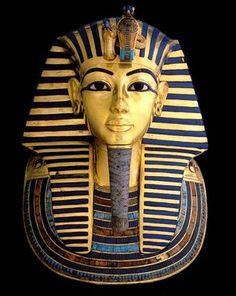 tutankamon - Mascara mortuoria